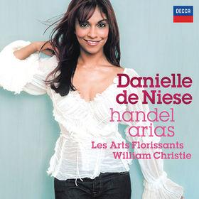Danielle de Niese, Handel: Arias, 00028947599630