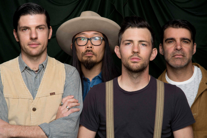 The Avett Brothers 2016