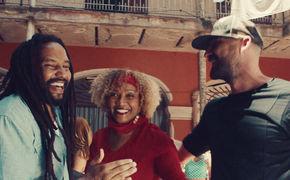 Gentleman & Ky-Mani Marley, Simmer Down (Control Your Temper): Gentleman und Ky-Mani Marley präsentieren Video zur Neuinterpretation des Bob-Marley-Hits