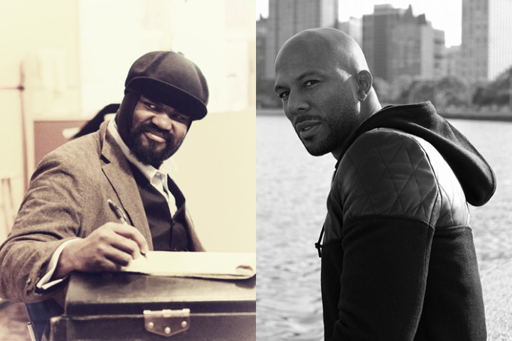 Common Gregory Porter
