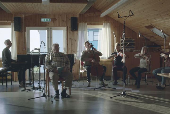 Ólafur Arnalds, Einar Georg Einarsson, String Quartet