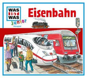 Was ist Was Junior, Folge 14: Eisenbahn, 09783788627928