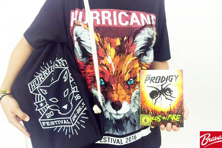 Prodigy / Hurricane Gewinn