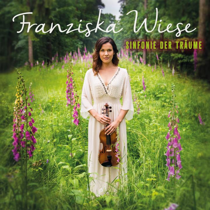 Franziska Wiese - Sinfonie der Träume Cover