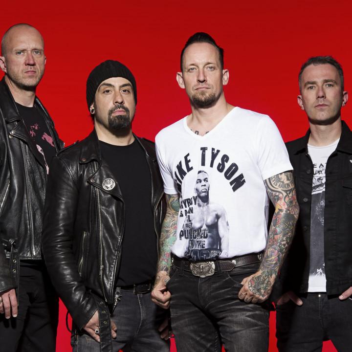 Volbeat Pressebilder 2016