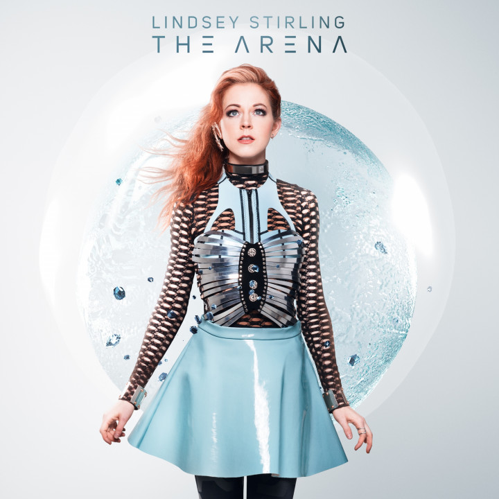 Lindsey Stirling The Arena Cover 2016