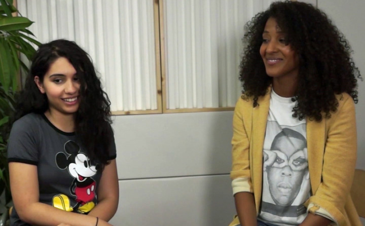 Interview Alessia Cara und Avelina Boateng