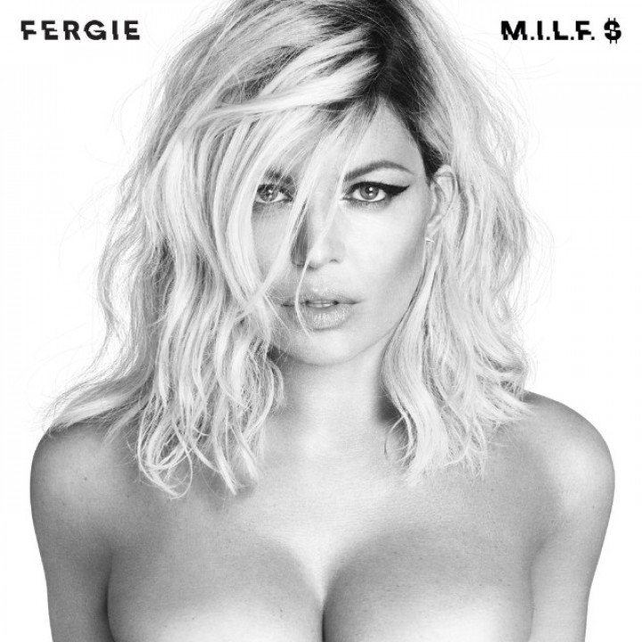 Fergie Milf Money Cover