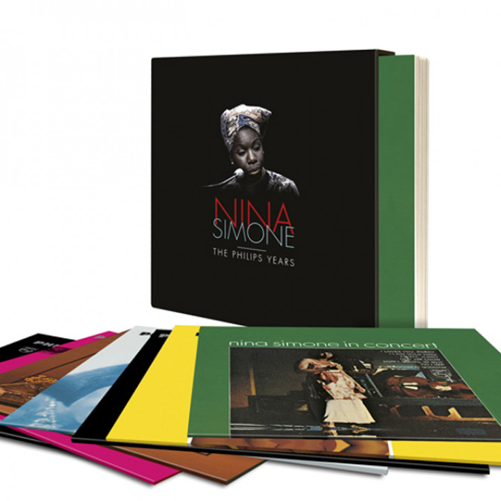 Nina Simone: The Philips Years (LP)