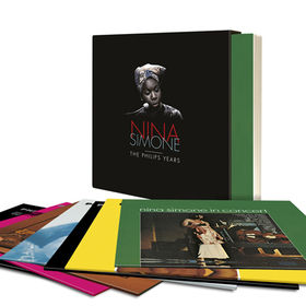 Nina Simone, Nina Simone: The Philips Years, 00600753605677