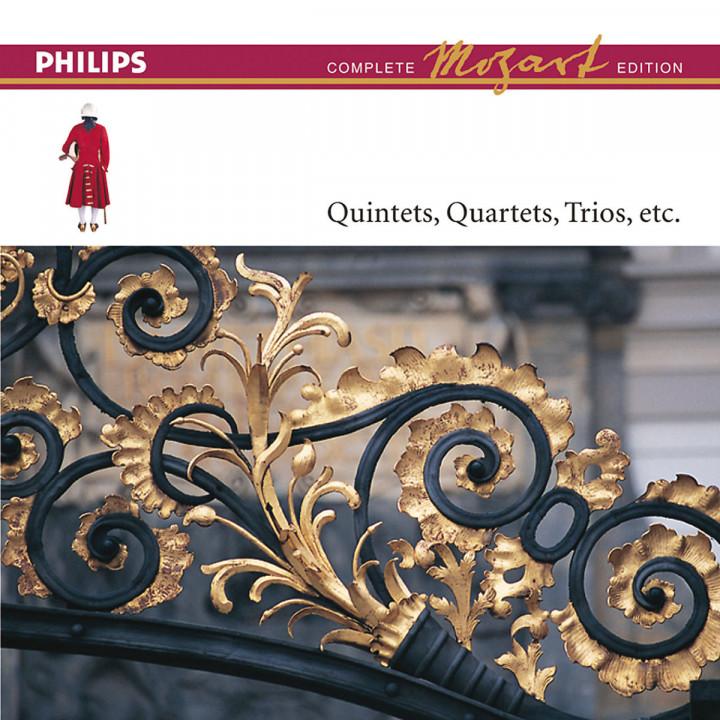 Mozart: Quintets, Quartets, Trios etc