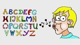 Florian Voigt & das Zwergenorchester, ABC-Song