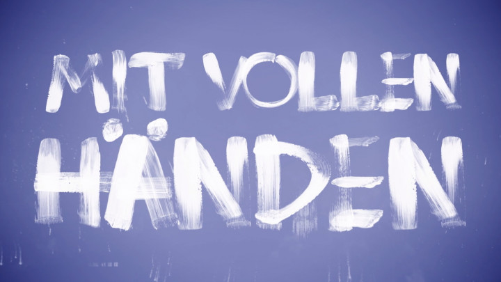 Mit Vollen Handen Lyric Video