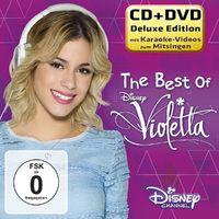 Violetta, The Best Of Violetta - Deluxe CD+DVD, 00050087350024