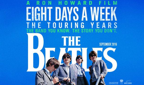 The Beatles, Erster Trailer zum Ron Howard Kinofilm Eight Days A Week online