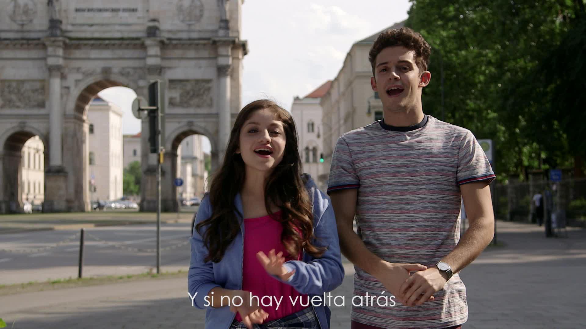 """Soy Luna, Soy Luna - """"Alas"""" A-cappella"""