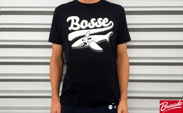 Bosse, Schicke Shirts: Hier gewinnt ihr fünf Bosse Pakete Engtanz