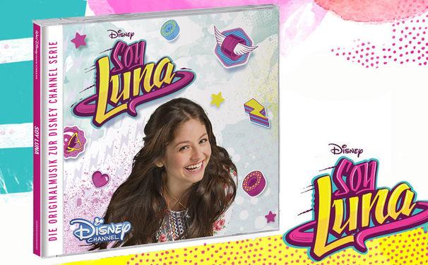 Soy Luna, Soy Luna-Stars singen exklusiv für die deutschen Fans