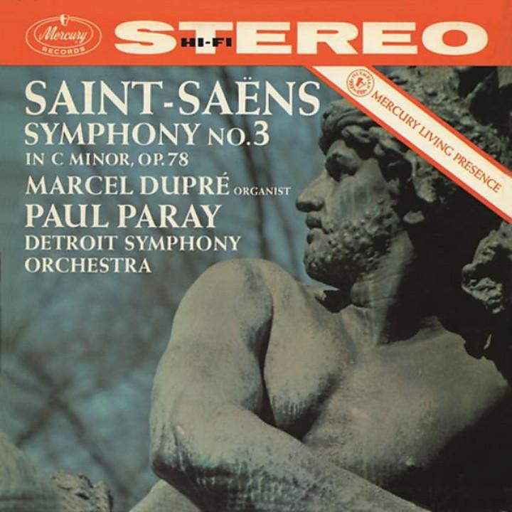 Sinfonie Nr. 3. Orgelsinfonie