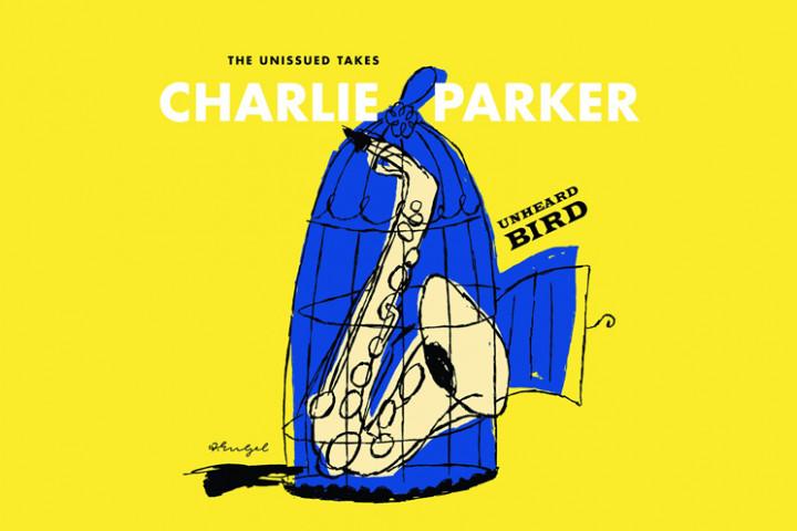 """Charlie Parker mit """"Unheard Bird: The Unissued Takes"""""""