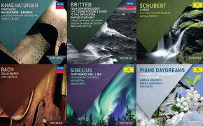 Virtuoso, Virtuose Sammlung - Die Reihe VIRTUOSO präsentiert sechs neue ...
