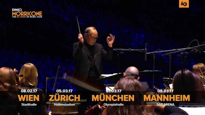 Ennio Morricone Video 60 Years Of Music Tour Trailer