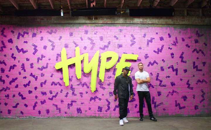 Hype feat. Calvin Harris
