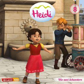 Heidi, 08: Wie zwei Schwestern u.a. (CGI), 00600753661345