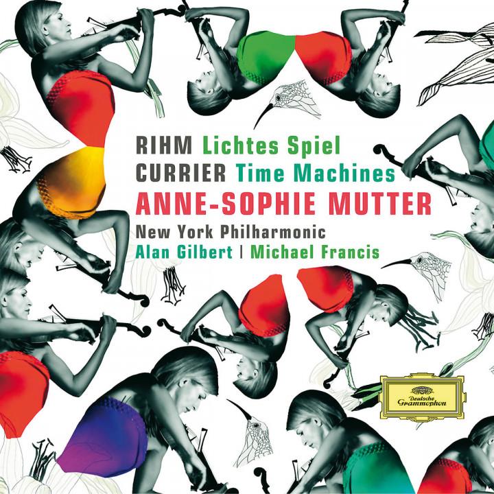 Rihm: Lichtes Spiel; Currier: Time Machines