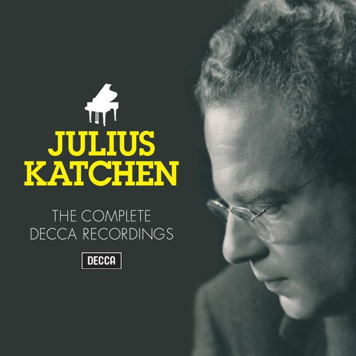 Julius Katchen - The Complete Decca Recordings