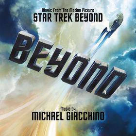 Star Trek Beyond Soundtrack, Star Trek Beyond Soundtrack, 00030206739701