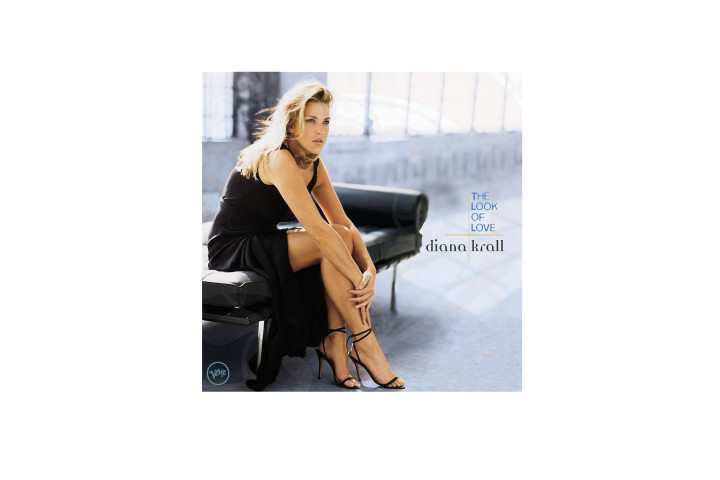 """Diana-Krall-Album """"The Look of Love"""""""