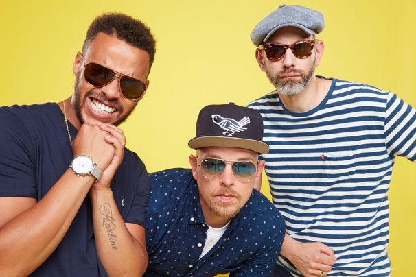 Beginner, best german act: Die Beginner sind für die MTV EMAs nominiert
