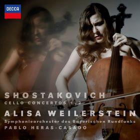 Alisa Weilerstein, Shostakovich: Cello Concertos Nos. 1 & 2, 00028948308354