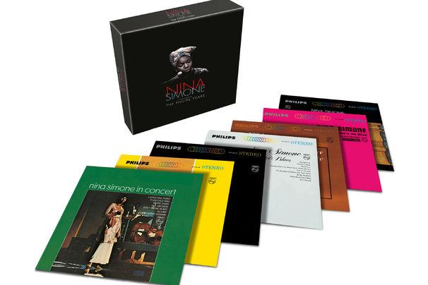 Nina Simone, Hohepriesterin der himmlischen Teufelsmusik - Nina Simone auf LP
