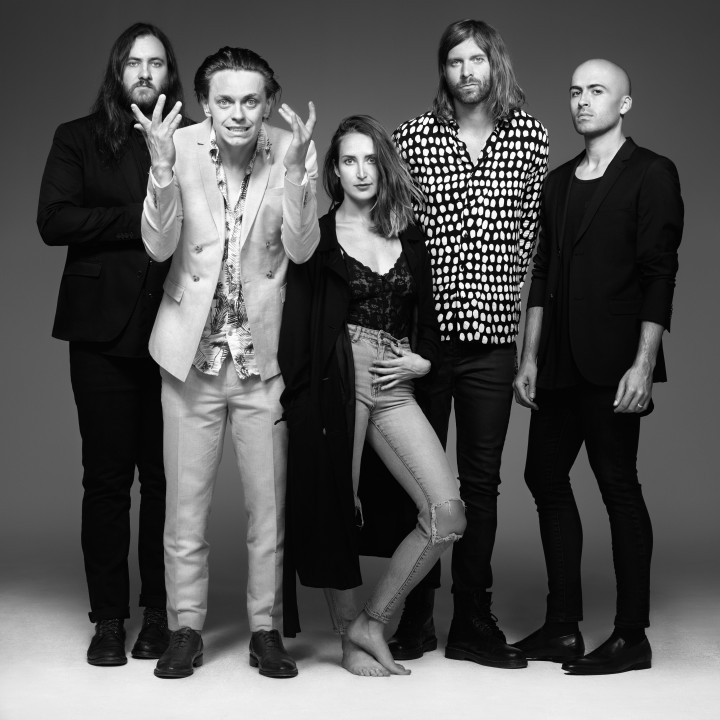 July Talk Pressebilder 2016