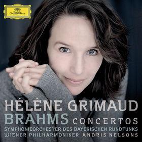 Hélène Grimaud, Brahms: Piano Concertos, 00028947917816
