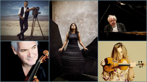 ECHO Klassik - Deutscher Musikpreis, ECHO KLASSIK 2016: Anna Netrebko, Grigory Sokolov u.v.m. unter den Preisträgern