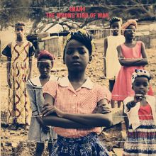 Imany, The Wrong Kind Of War, 00602557090833