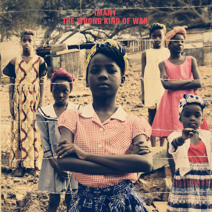 Imany - The Wrong Kind Of War