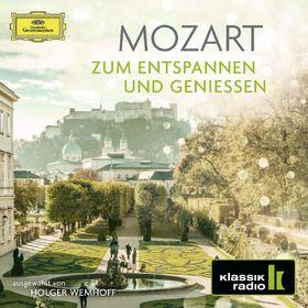 Musik zum Entspannen und Genießen, Mozart - zum Entspannen und Genießen, 00028948261123