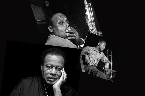 Various Artists, Ausgezeichnetes Trio - Neuzugänge in der Jazz Hall of Fame
