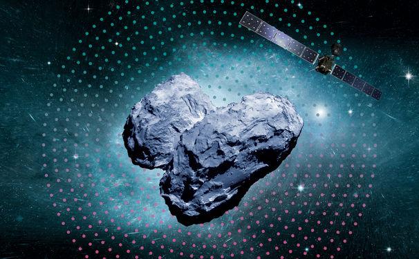 Vangelis, Mission erfüllt – Vangelis bringt sein neues Studio-Album Rosetta in die Umlaufbahn