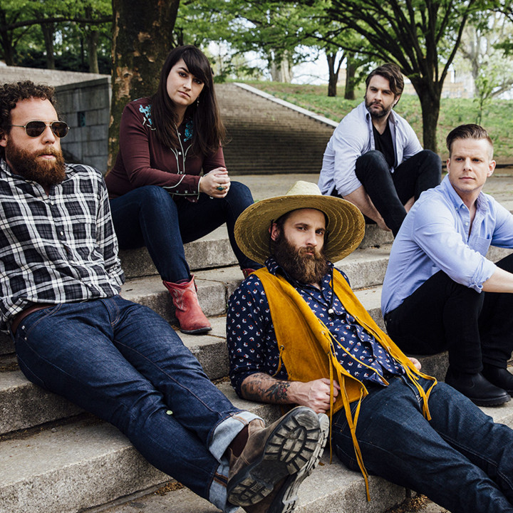 The Strumbellas 2016