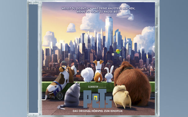 PETS, Tierisch gut: Das Original-Hörspiel zum Kinofilm Pets