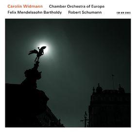 Carolin Widmann, Felix Mendelssohn Bartholdy / Robert Schumann, 00028948126354