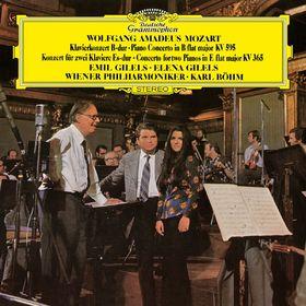 Emil Gilels, Mozart: Piano Concertos 10 & 27, 00028947963295