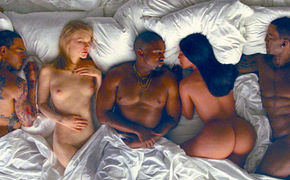 Kanye West, Famous - das ist das Kanye West-Video, über das alle reden
