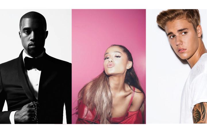 MTV VMA Nomienierungen 2016
