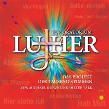 Martin Luther, Pop-Oratorium Luther, 00028947963189